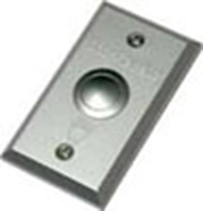 ABK-800A/A-M Narrow Type Exit Button & Back Conver