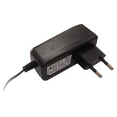 POW-E-3612 EU type power adapters, 2 Round pins, 100~240VAC,12VDC/1A
