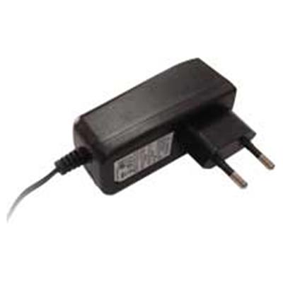 POW-E-3612 EU type power adapters, 2 Round pins, 100~240VAC,12VDC/1A