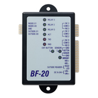 BF-20 - Security I/O Relay Box