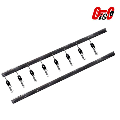 Terminal Rod Post 8 Lines Kit