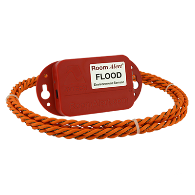 Flood Sensor w/50' Cable