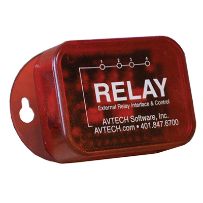 Relay Switch Sensor